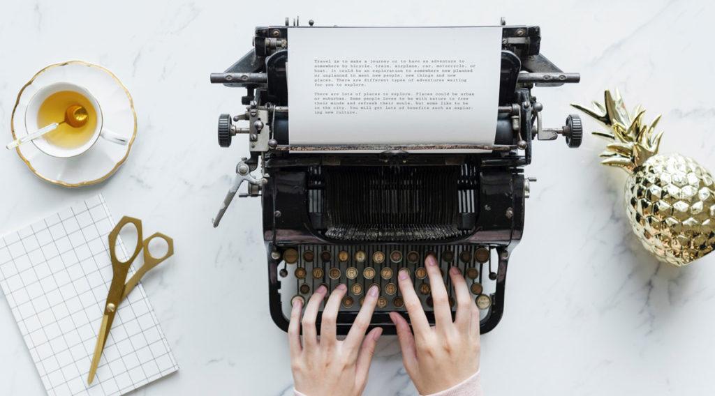 Article 28 défi août : réécrire un texte de 3 façons différentes
